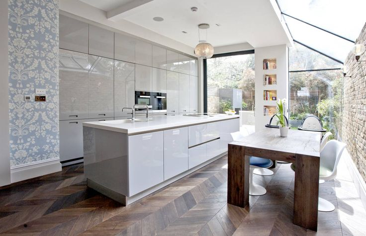 Richmond Full House Refurbishment : Minimalist kitchen by A1 Lofts and Extensions