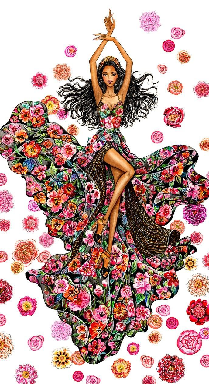 Sunny Gu Fashion Illustration