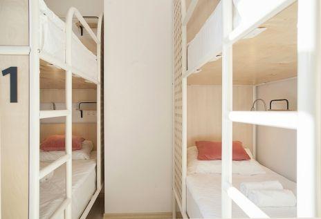 12-местный номер – Отель Хостел «Netizen»