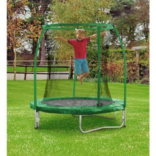 Buy Chad Valley 6ft Trampoline and Enclosure at Argos.co.uk, visit Argos.co.uk…