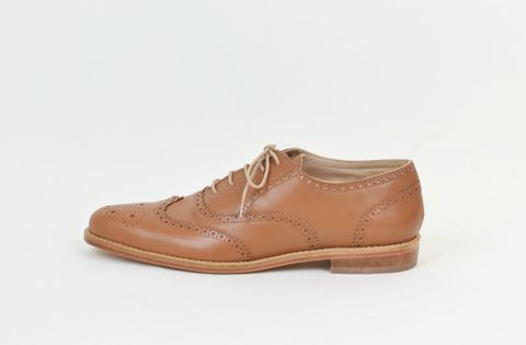 Men's LOVECAT Brogue in Islay Leather
