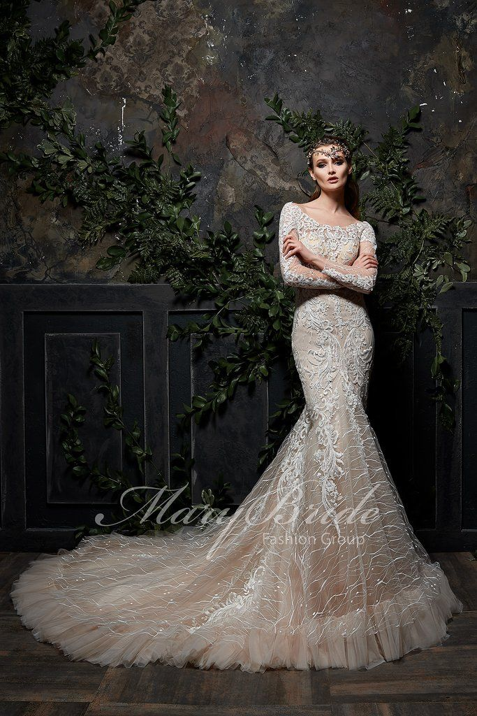 Annabelle | Mermaid gown, Gorgeous wedding dress, Gowns