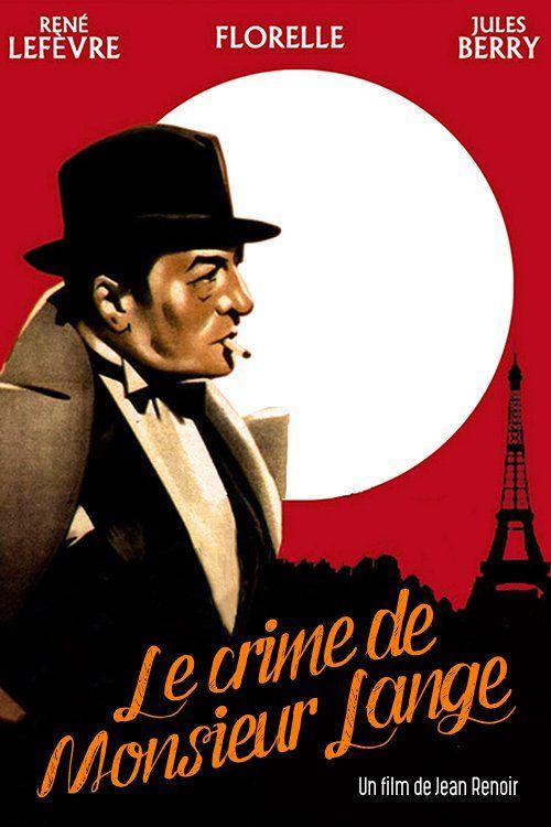 The Crime of Monsieur Lange 1936 full Movie HD Free Download DVDrip