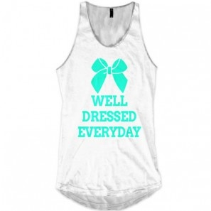 Well Dressed Every Day! Bow Bow Bows! Allinclusive Apparel Ladies Vest
