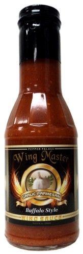 Wing Master - Garlic Parmesan