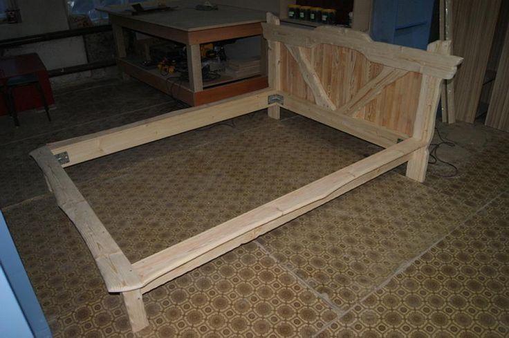 деревянные бруски кровать - Поиск в Google