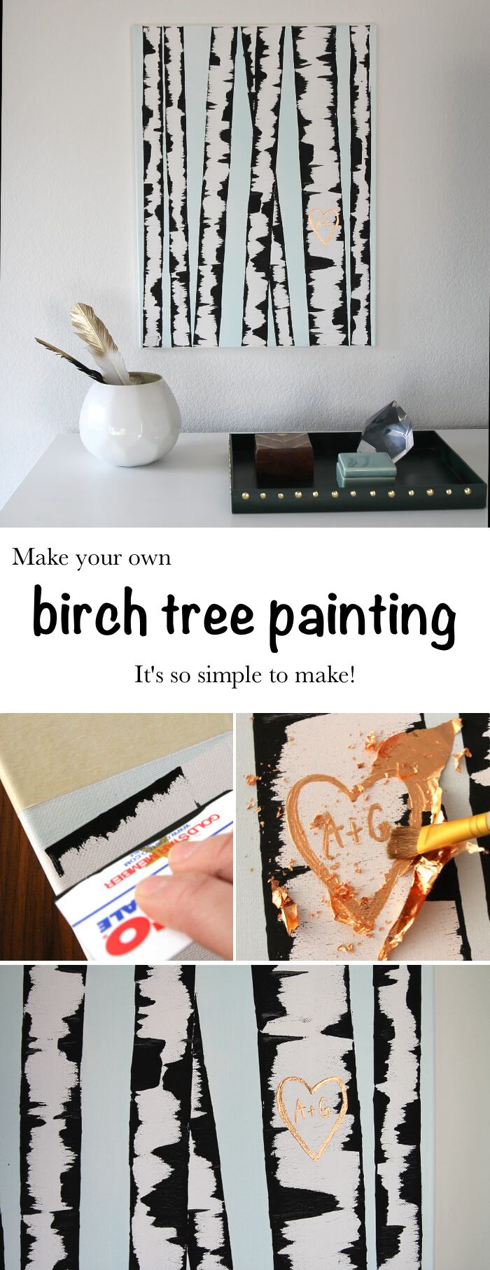 19 Simple DIY Wall Art Ideas For Your Home