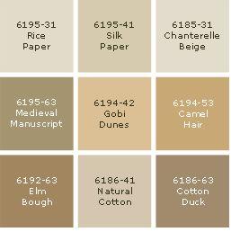 Beige Colour - Interior Beige Paint Colors   Sico