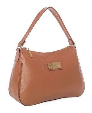 b9a7f6921 Bolsa de couro feminina Bethy Pinhão - Enluaze | Bolsas e acessórios de  couro