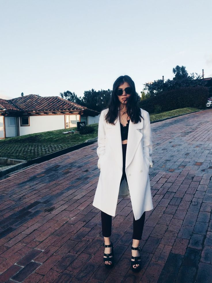 ootd #fashion #style #outfit #coat #streetstyle #colombia