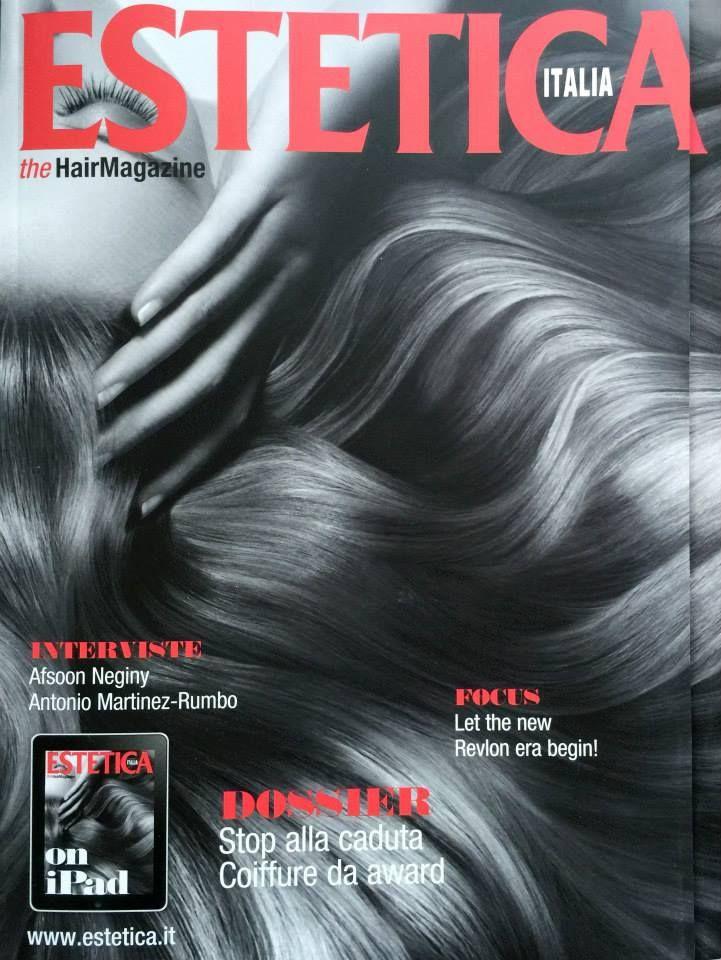 Estetica Italia the HairMagazine n. 5 – October-November 2014