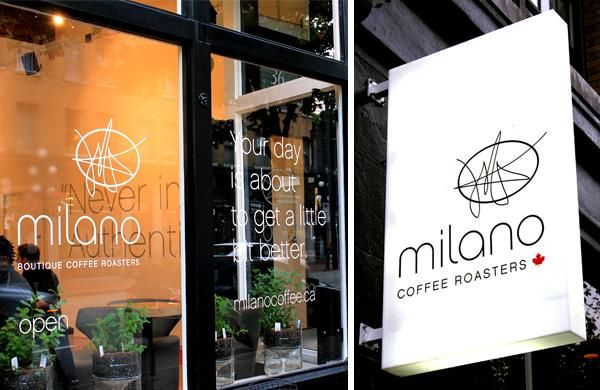 In #Gastown? Download the RTOWN app & earn a free coffee w/ @Milano Coffee