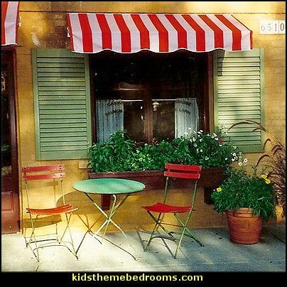 Tuscany Style Decorating Italian Cafe Theme Decorating