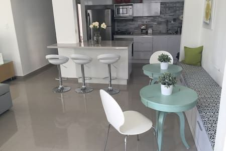 Check out this awesome listing on Airbnb: Boutique Home*Sleep 10 walk 2 Beach - Houses for Rent in Carolina