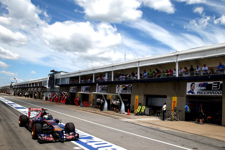 2014 Canadian Grand Prix, Montreal, Canada #STR9 #GOTOROROSSO #CANADIANGP #F1