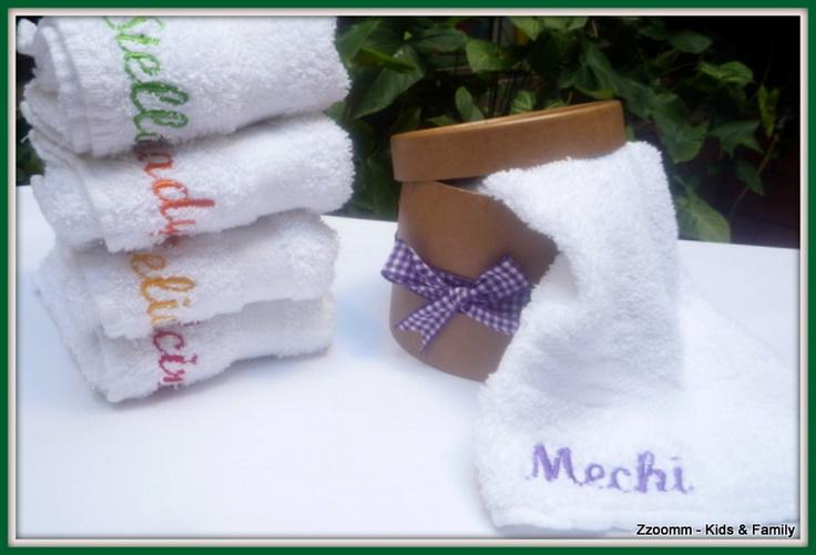 Toallas de mano para regalar toallas personalizadas - Toallas infantiles personalizadas ...