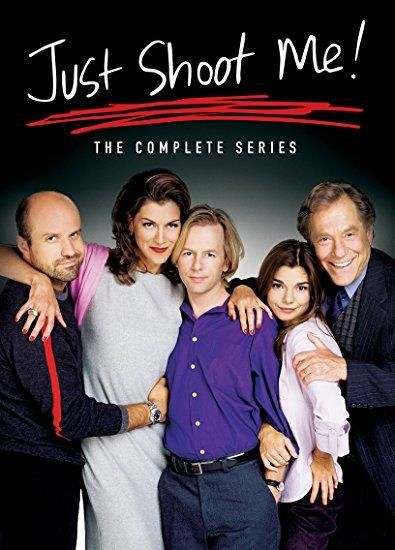 Laura San Giacomo & George Segal & Various-Just Shoot Me!: The Complete Series