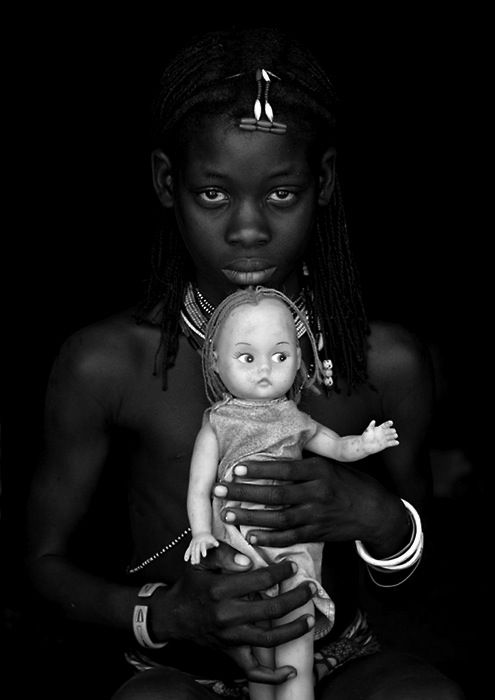 Eric Lafforgue - Angola, 2010.Photos, Face, Little Girls, Angola, Dolls Hair, Beautiful, Eric Lafforgue, People, Black Girls
