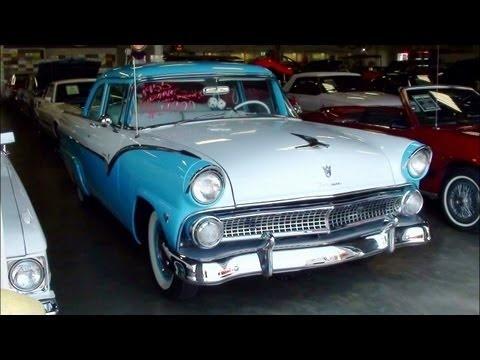 Ford Fairlane (1955–1956) U.S.