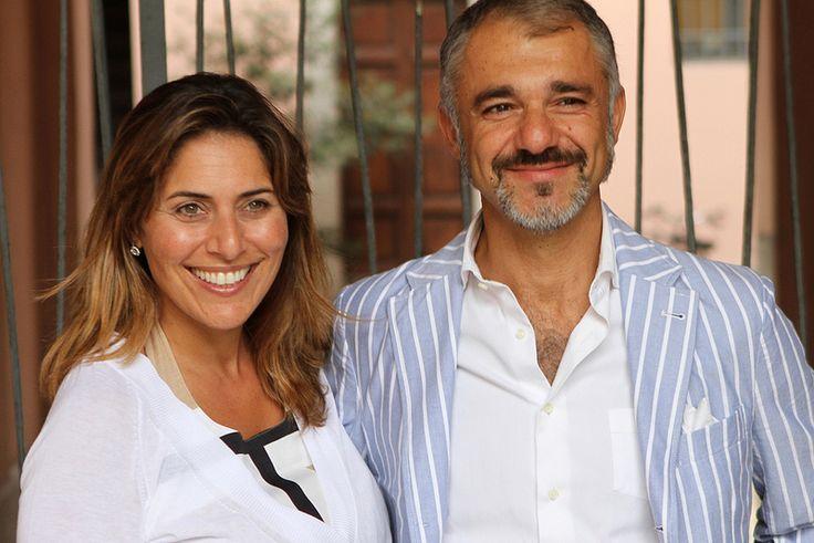 I titolari di California Bakery, Caroline e Marco