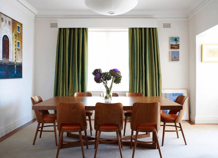 Looking For New Trendy Wooden Dining Rooms Designs