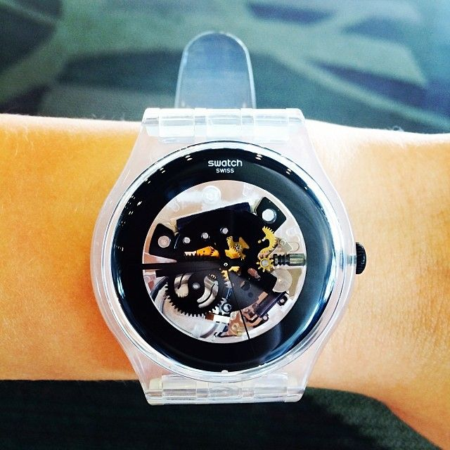 199 best montres images on pinterest watches swatch and. Black Bedroom Furniture Sets. Home Design Ideas