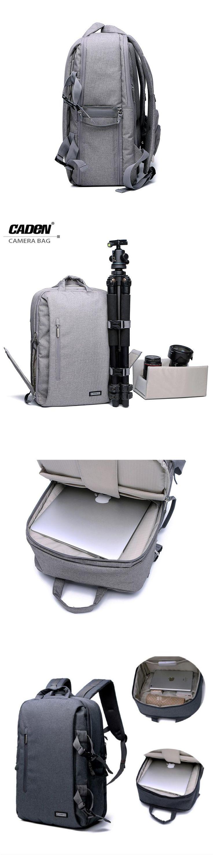 DSLR Camera Backpacks Photo Video Bag Digital Camera Case Packs Waterproof with Rain Cover for Canon Nikon Sony Pentax L5-1