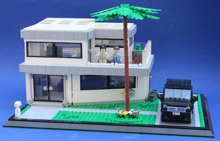 39 best images about Lego Modern on Pinterest | Villas ...