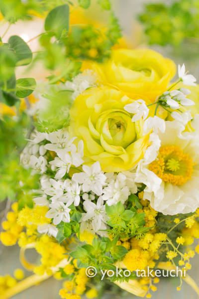 Green and Yellow styling