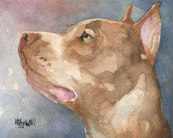 pitbull art - Buscar con Google