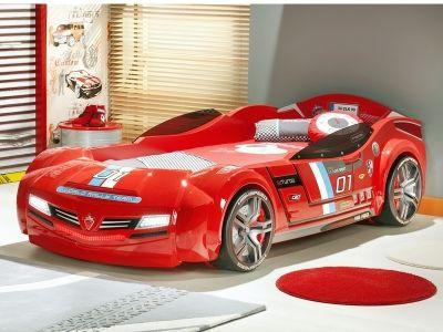 Είναι μία νέα προσέγγιση στο παιδικό κρεβάτι αυτοκίνητο. Αυτό το νέο παιδικό κρεβάτι αυτοκίνητο BiTurbo, το οποίο έχει αποκτήσει πλέον διαφορετικό σχέδιο χάριν των νέων αυτοκόλλητων, αποτελεί μια ξεχωριστή επιλογή για τα παιδιά που είναι γεμάτα ενθουσιασμό και θέλουν να αποκτήσουν ένα δωμάτιο από τη Σειρά BiConcept