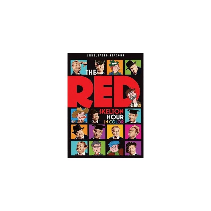 Red skelton hour:In color:Unreleased (Dvd)
