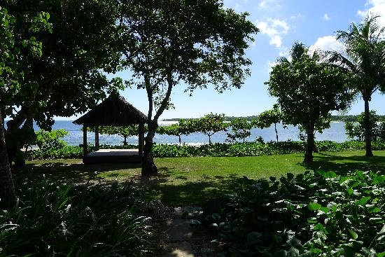 InterContinental Fiji Golf Resort & Spa: view from our beachfront suite