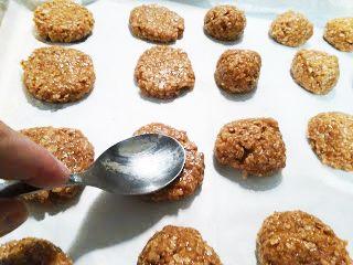 Las mejores galletas de avena por el blog Recomiendo by Pola & Cleme