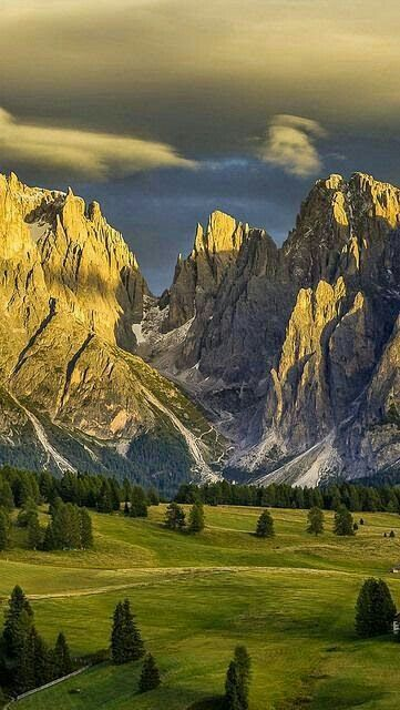 Seiser Alm, is the largest high altitude Alpine meadow in Europe. Located in Italy's South Tyrol province in the Dolomites mountain range