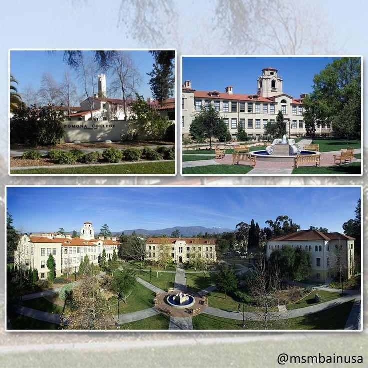 Pomona College is a private liberal arts college located in Claremont…