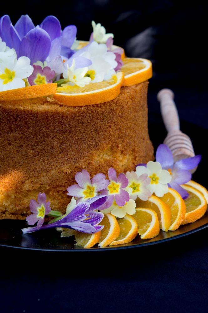 Fluffosa al miele di acacia e arancia | Marzia Fine Dining