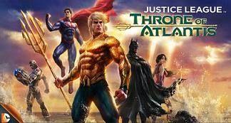 Justice League: Throne of Atlantis (2015) Online Subtitrat Romana