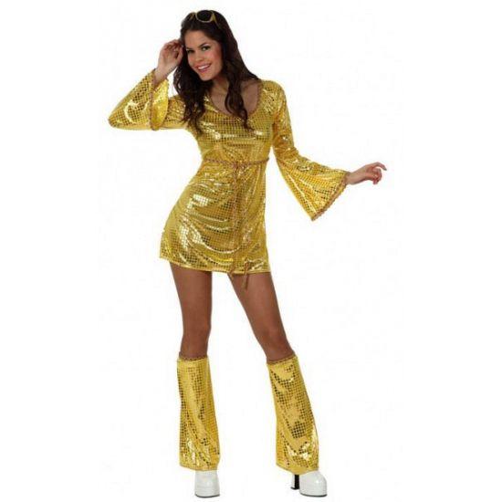 Gouden jaren 70 kleding voor dames