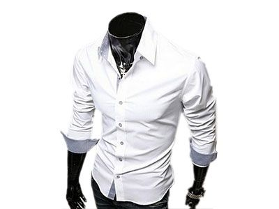 Casual primavera manga longa masculina camisetas M-XXL