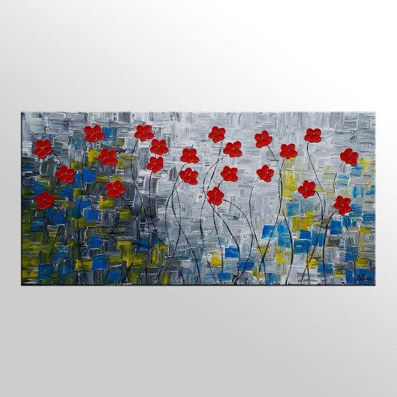 Ehi, ho trovato questa fantastica inserzione di Etsy su https://www.etsy.com/it/listing/253499832/pittura-a-olio-tela-pittura-fiore