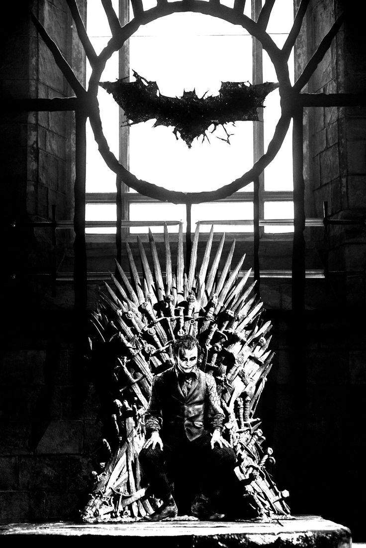 Resultado de imagem para Joker Game of Thrones