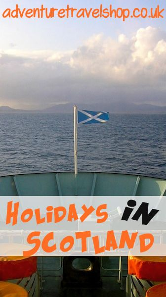 Holidays in Scotland with amazing adventure travel companies. Walking holidays. Cycling holidays.