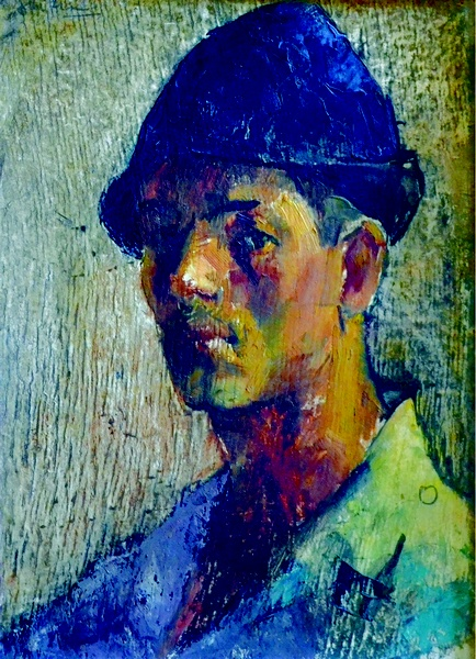 Bogdan Stihi - Autoportret