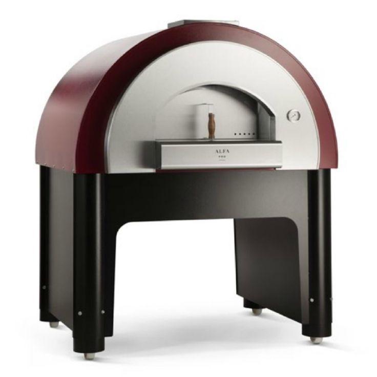 Commercial Pizza Oven, Indoor/Outdoor, Alfa Pro - Quick