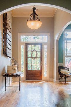 Best 25 Farmhouse Front Doors Ideas On Pinterest