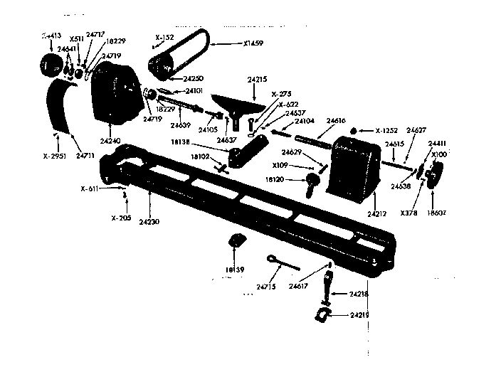 wood lathe diagram