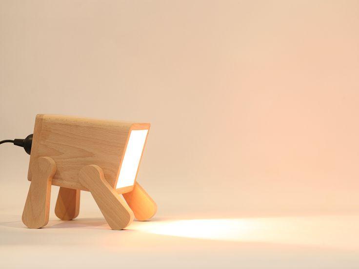 Children's dog light