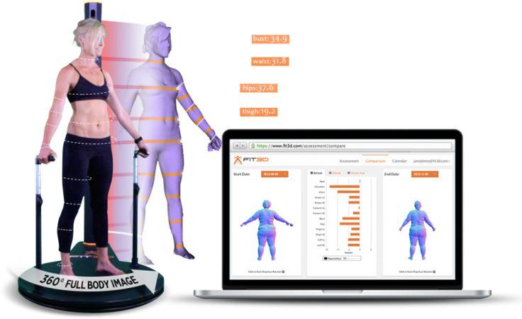3D-skanner visar träningsresultat på Hagabadet - http://it-halsa.se/1656-2/