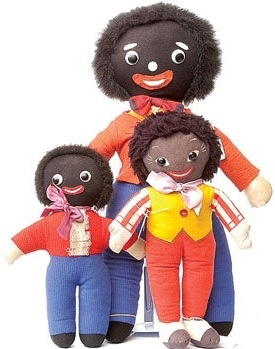 The beloved gollywog, I wonder if they still sell these.
